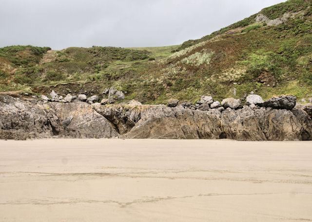 Pobbles Beach
