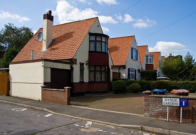 Housing on Rickmansworth Road