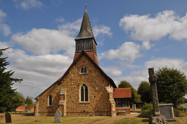 The Church of St Margaret, Woodham Mortimer