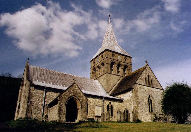 All Saints, East Meon
