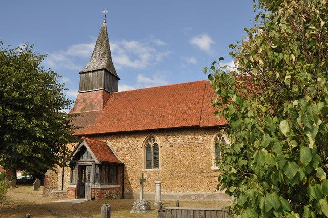 St Margaret, Woodham Mortimer