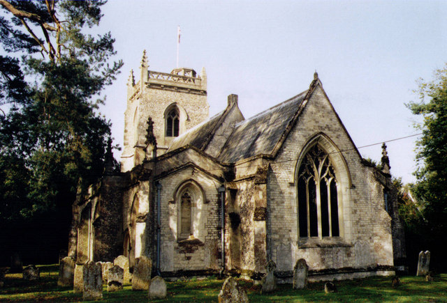 St James, East Tisted