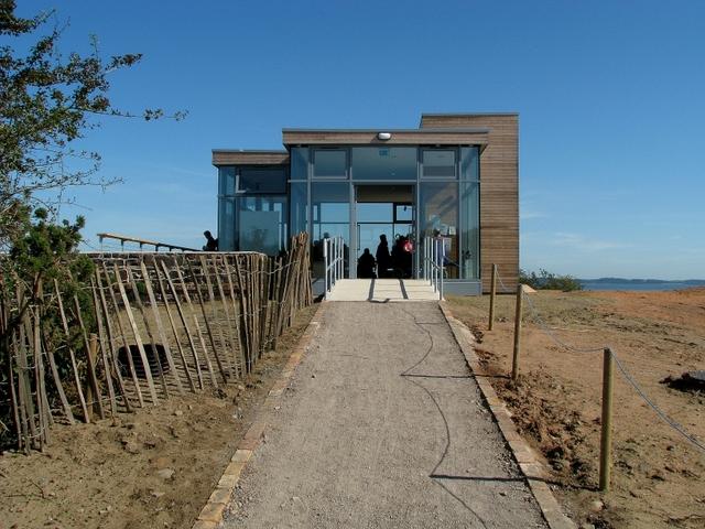 Lime Kiln Observatory, Castle Espie