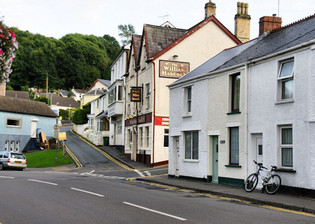 Western Lane, Mumbles