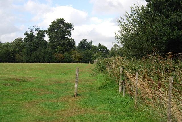 Tunbridge Wells Circular Path near Langton Green
