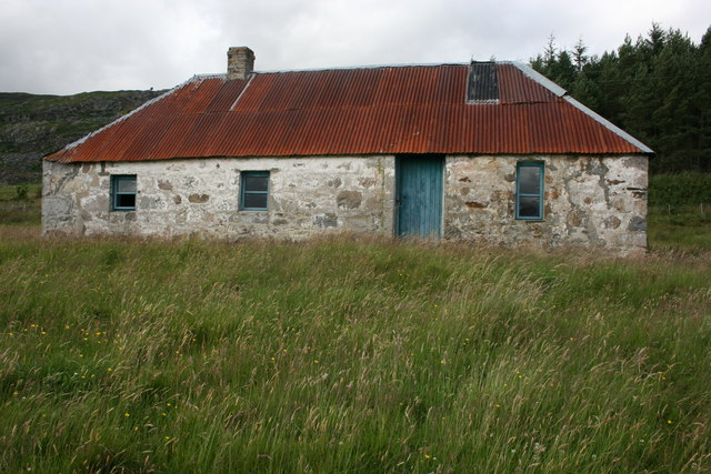 Croft House, Laggan