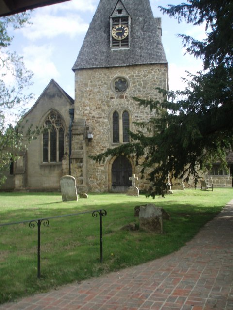 St Peters Church, Chailey