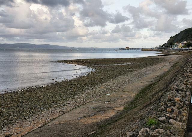 Oystermouth Beach