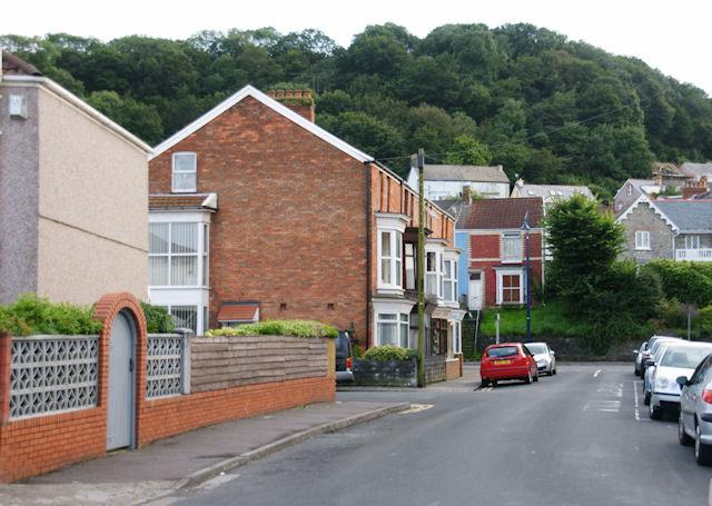 Cornwall Place, Mumbles