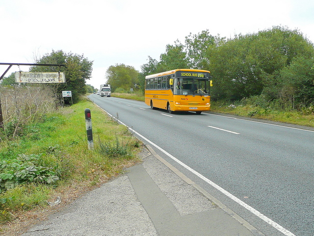 A46 at Carrant Brook Farm