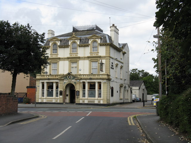 The Lord Nelson Pub, Urmston