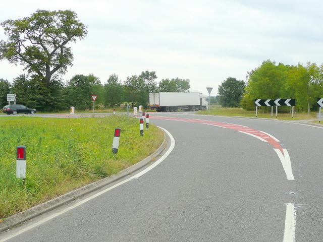 B4078 meets the A46