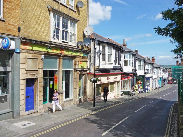 High Street, Shanklin, Isle of Wight