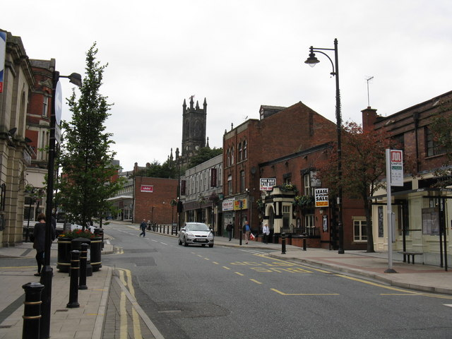 Oldham - Yorkshire Street