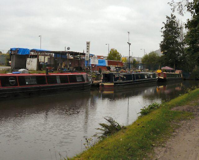 Warble Wharf