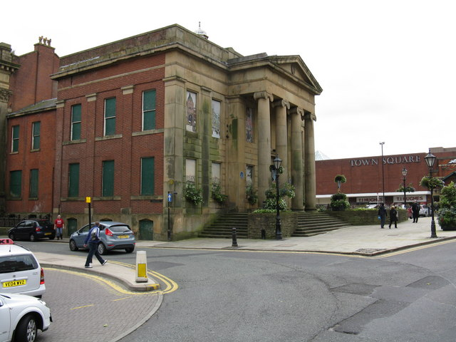 Oldham - Old Town Hall