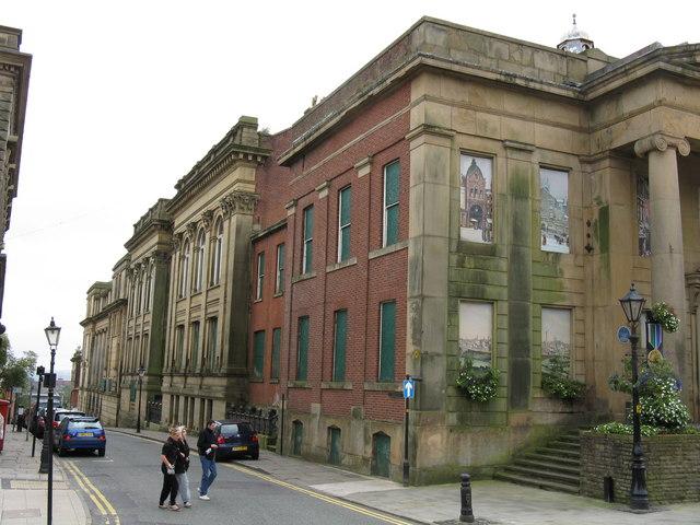 Oldham - Greaves Street