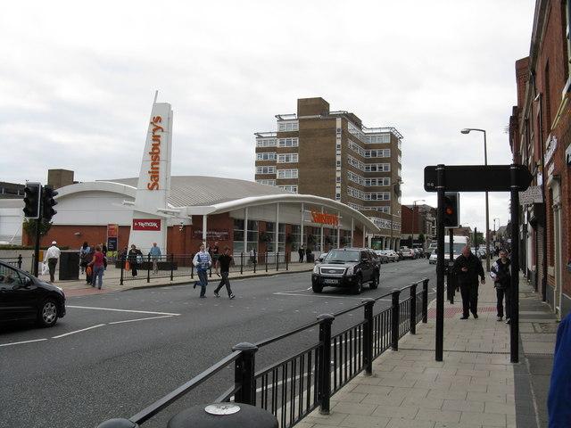Oldham - Sainsbury's, Union Street