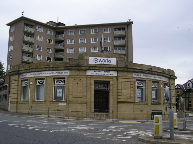 The Works, Otley Road, Bradford BD3