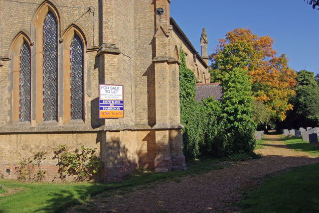 St John's Old Church, Long Lawford