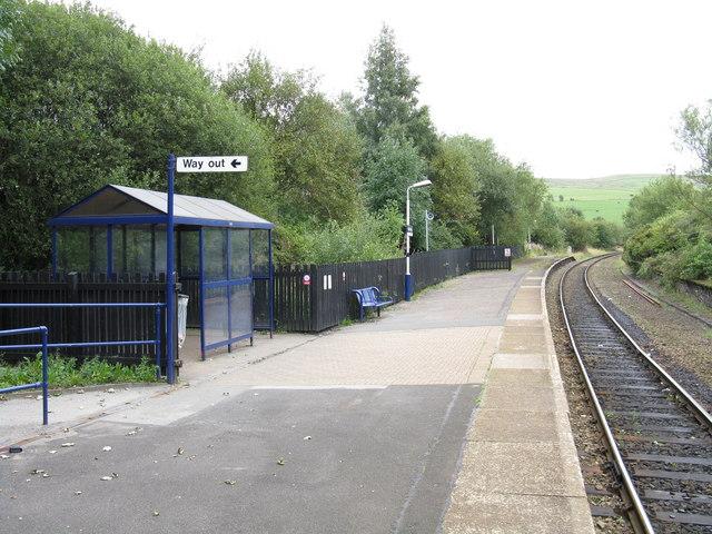 New Hey Station Facilities