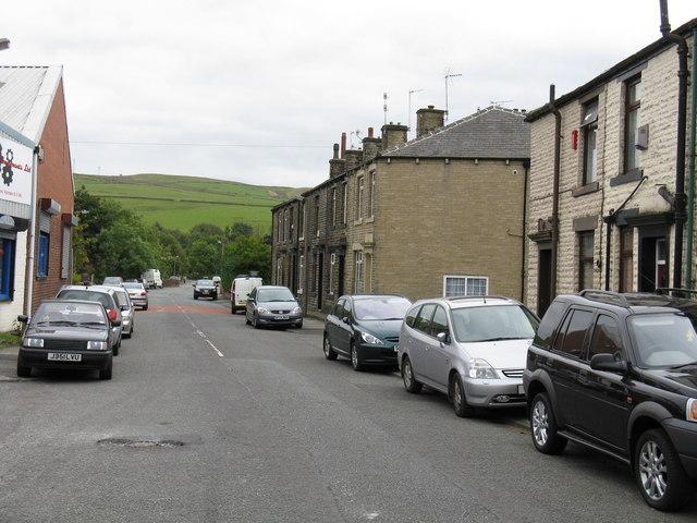 Haugh Lane, Newhey