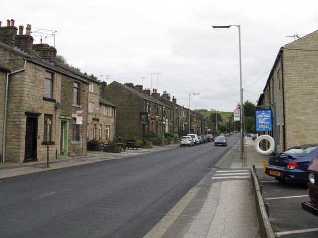 Huddersfield Road, Newhey