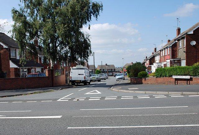 Broadlands Drive, Harts Hill