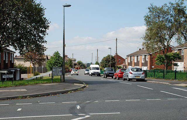 Terrace Street, Harts Hill