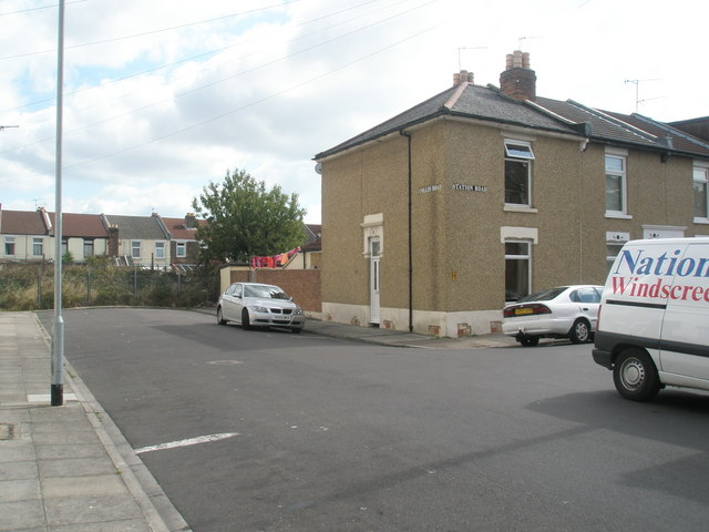 Junction of Station Road and Collis Road