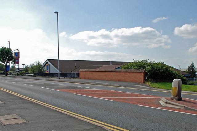 Dudley Road, Harts Hill