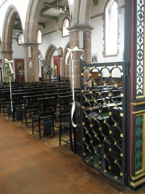 Inside St Alban's, Copnor