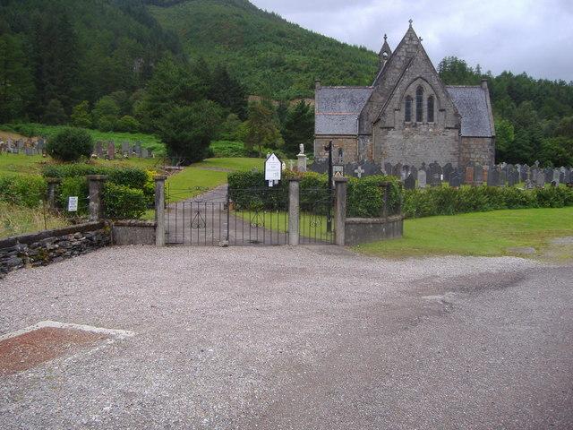 St John's, Ballachulish