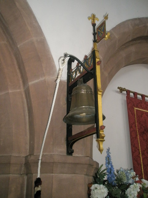 Bell within St Alban's, Copnor
