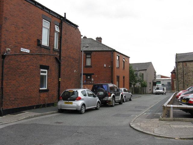 Rochdale - Pickup Street