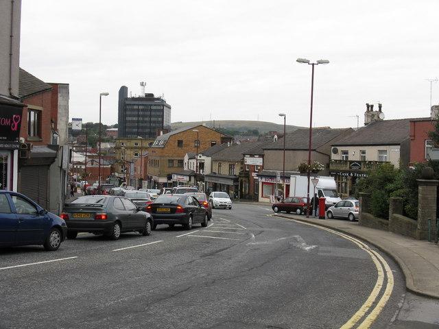Rochdale - Drake Street