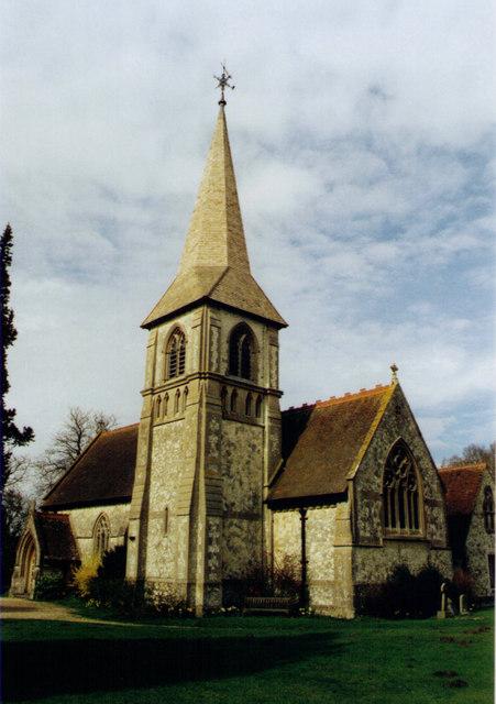 St John the Baptist, Greatham