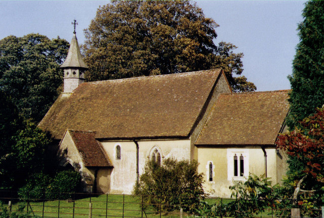 St Leonard, Hartley Mauditt