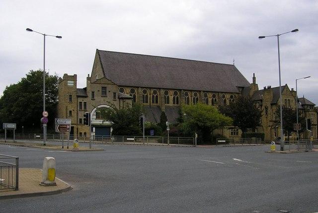 St Mary's Church, East Parade, Bradford