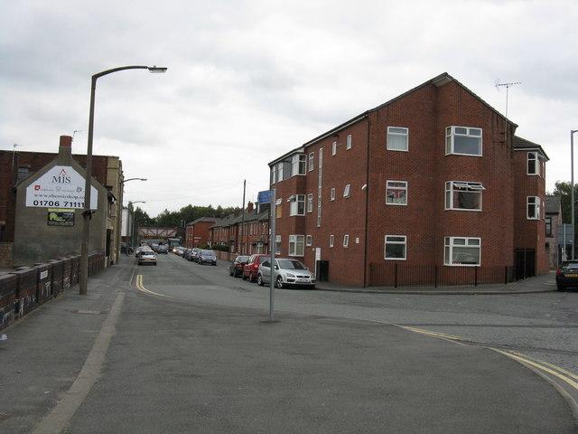 Rochdale - Richard Street