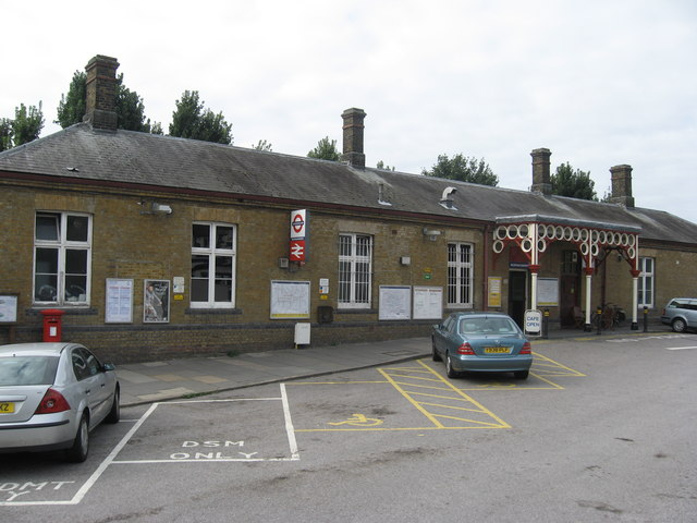 Rickmansworth Railway Station