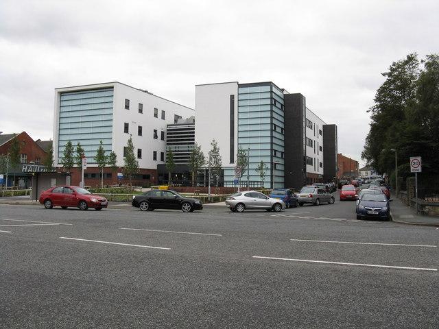 Rochdale - Nye Bevan House