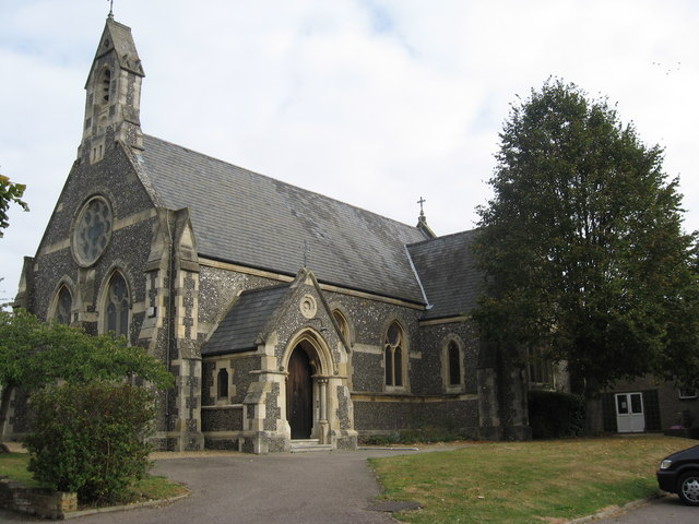 Church of St Peter the Apostle, Rickmansworth