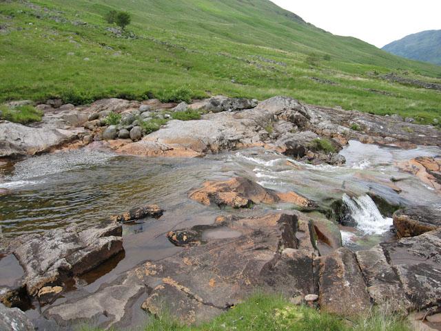 Glen Noe rapids