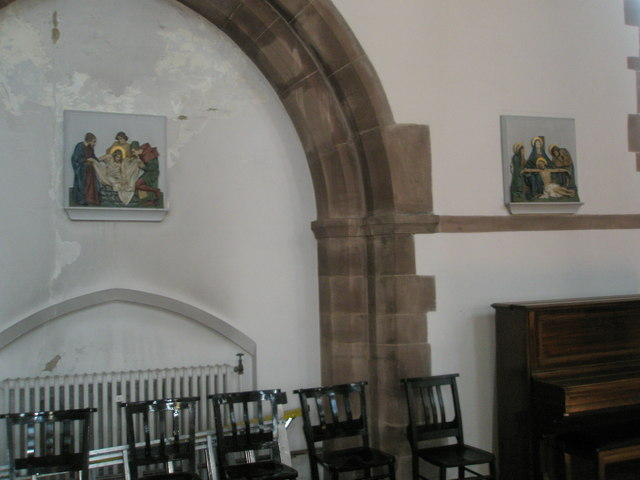 Stations of the Cross within St Alban's, Copnor