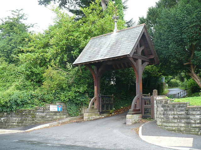 Lych Gate, St Mellons