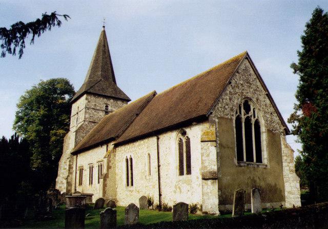 Holy Rood, Holybourne