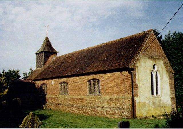St Nicholas, Kingsley
