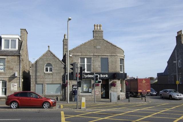 Clydesdale Bank, Bridge of Don Branch
