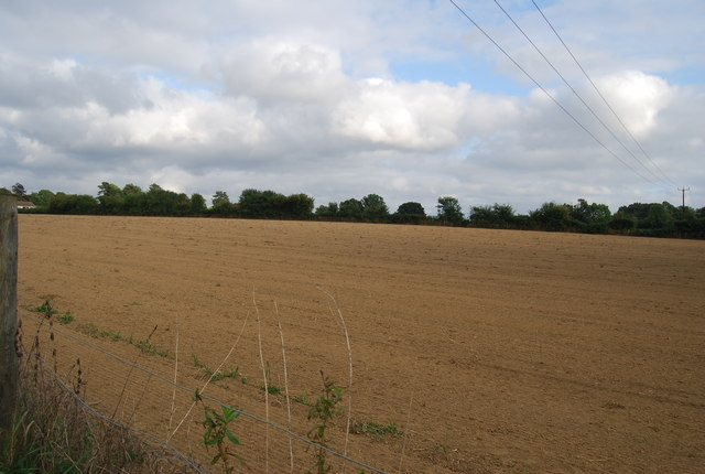 Field by the Tunbridge Wells Circular Path near Speldhurst